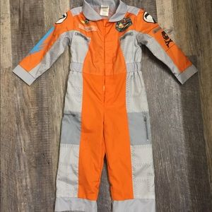 Disney Planes Dusty Crophopper Flight Suit